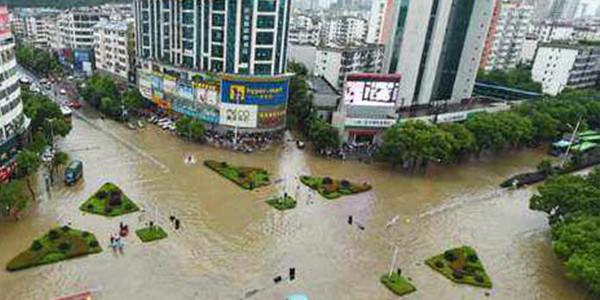 汛期区域性暴雨洪涝预计重于常年