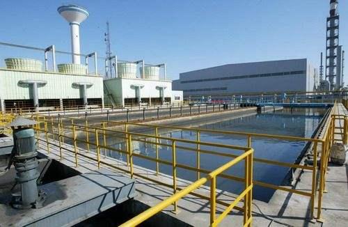工业用水图片