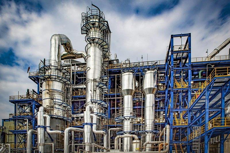 化工厂图片